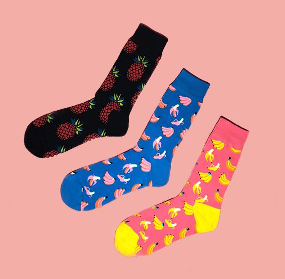 ODD SOCK MOB - FRUITY