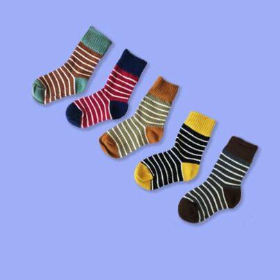 KIDS Stripes Five